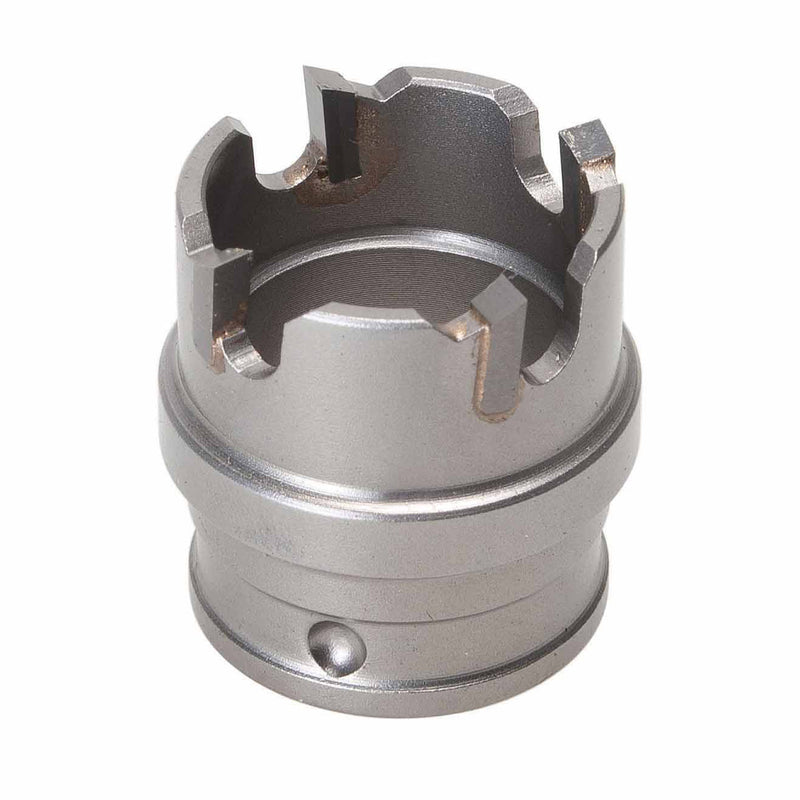 "Greenlee 645-1 1"" Quick Change Stainless Steel Carbide-Tipped Hole Cutter"