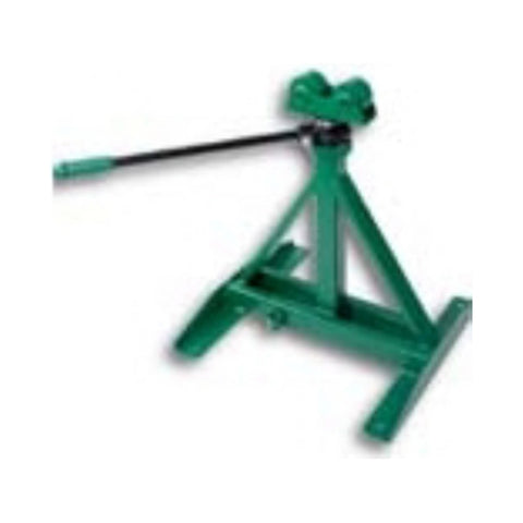 Greenlee 656 Ratchet-Type Reel Stand (1 Stand Only)