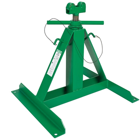 "Greenlee 683 Screw-Type Reel Stand 22"" - 54"" (1 Stand Only)"