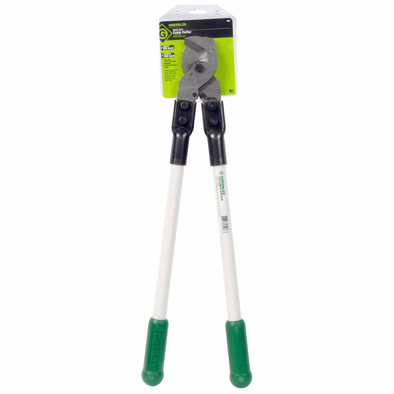 Greenlee 705 Heavy-Duty Cable Cutter 500 kcmil (MCM)