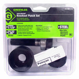 "Greenlee 7211BB-1-1/4 1-1/4"" Conduit-Size Slug-Buster Knockout Punch Unit"