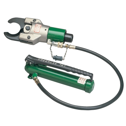 Greenlee 750 Hydraulic Cable Cutter - Head Only