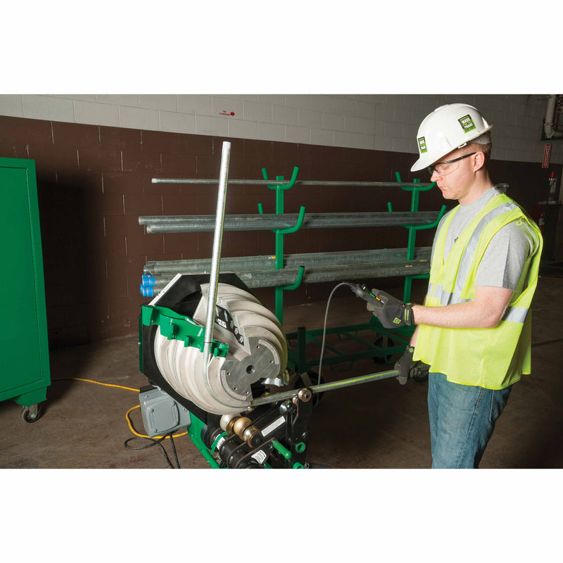 Greenlee 854DX One Shoe Solution EMT, IMC, and Rigid Electric Conduit Bender