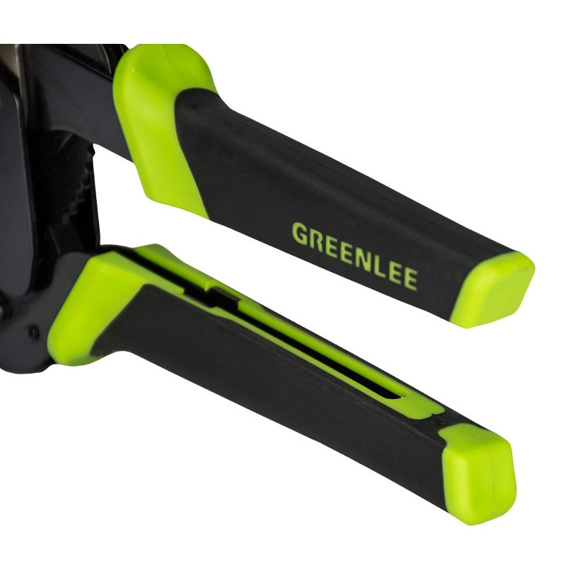 "Greenlee 864QR 1-1/4"" Quick Release Ratcheting PVC Cutter"