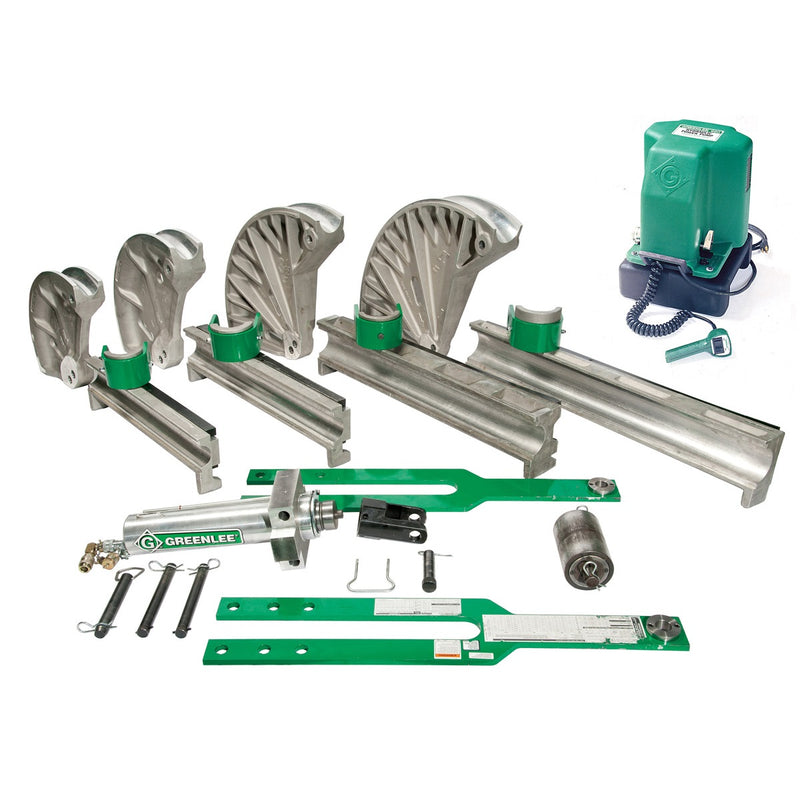 Greenlee 881CTE980 Cam Track Bender for One-Shot 90° (Bending Table not Included)