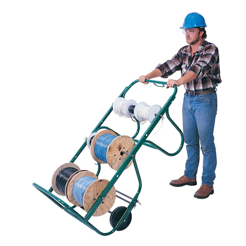 Greenlee 911 Wire Cart