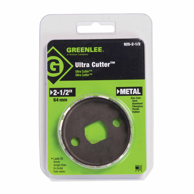 "Greenlee 925-2 Ultra Cutter 2"" Hole Size"