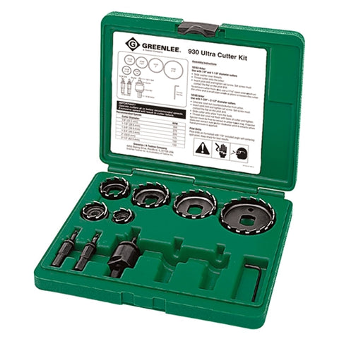 Greenlee 930 Ultra Cutter Kit