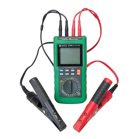Greenlee CLM-1000 Cable Length Meter for AWG kcmii Wire and Cable