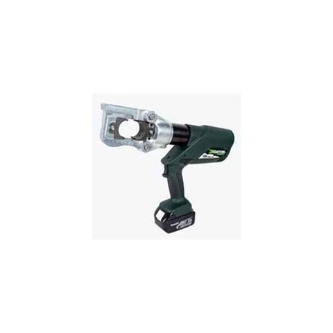 Greenlee E12CCXL11 Gator Battery-Powered 12-Ton L Series 12CCX Tool with 120V Charger
