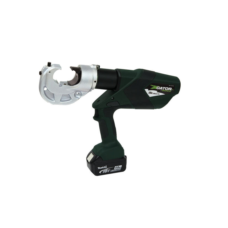 Greenlee EK1230LX11 12 Ton Crimper 30mm, Li-Ion, Standard, 120V