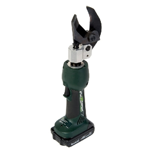 Greenlee ES32FL11 Battery-Powered Cable Cutter with 120V Charger