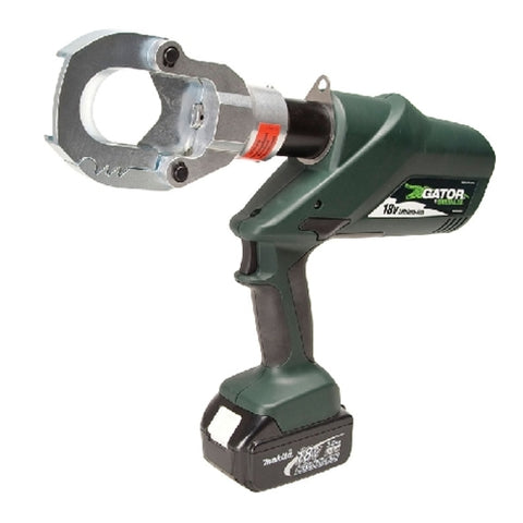Greenlee ESG50L120 Cable Cutter with 120V AC Adaptor