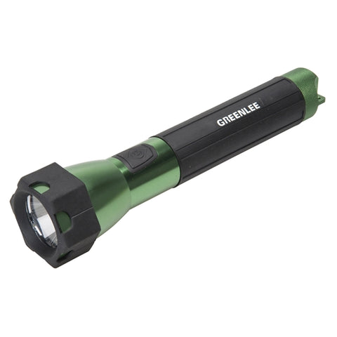Greenlee FL2D Aluminum Flashlight LED - 85 Lumens -2D