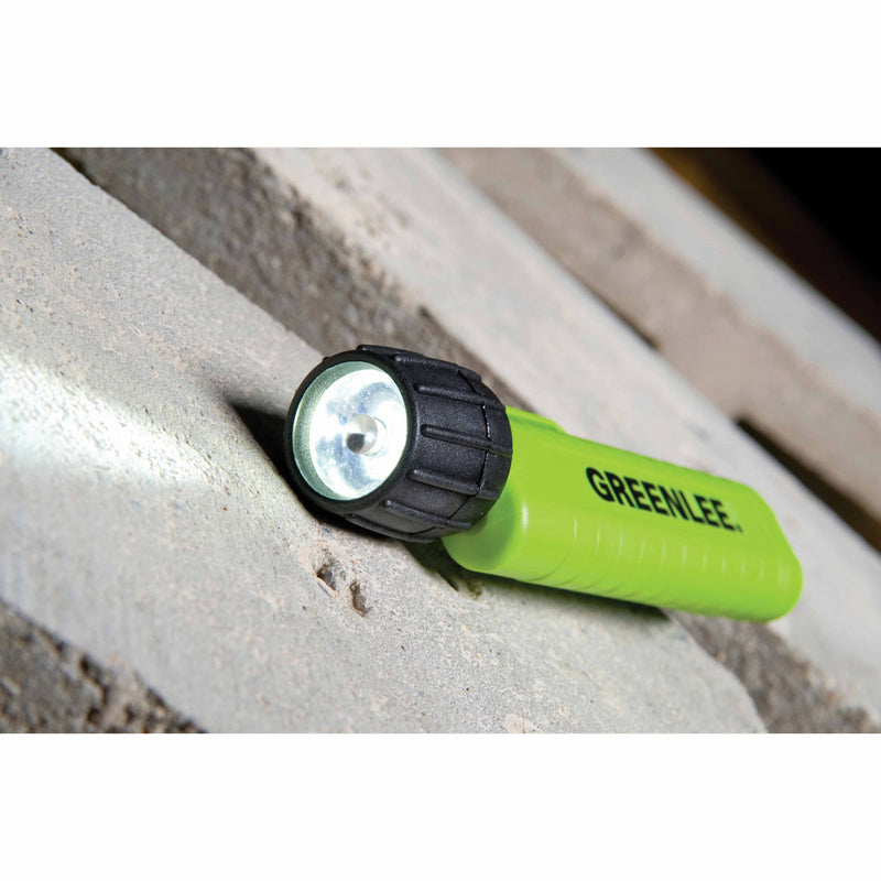 Greenlee FL4AAP LED Waterproof Flashlight