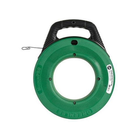"Greenlee FTS438-240 MagnumPro Steel Fish Tape 1/8"" x 240'"