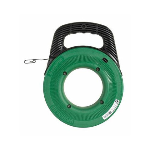"Greenlee FTS438-65 MagnumPro Steel Fish Tape 1/8"" x 65'"