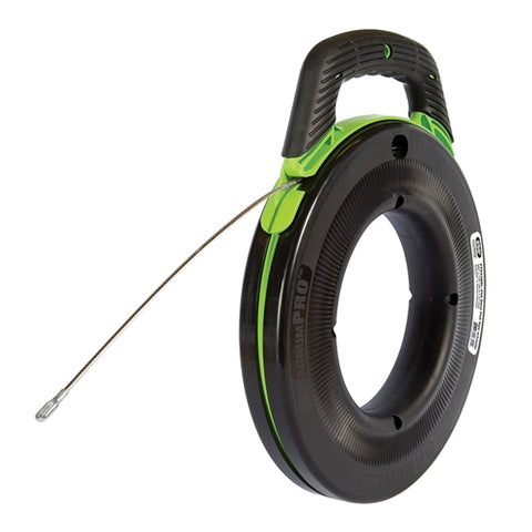 Greenlee FTS438DL-250 SmartMARK 250' Laser Eteched Steel Fish Tape with SpeedFlex® Leader