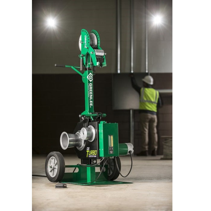 Greenlee G6 Turbo 6000 lb Cable Puller