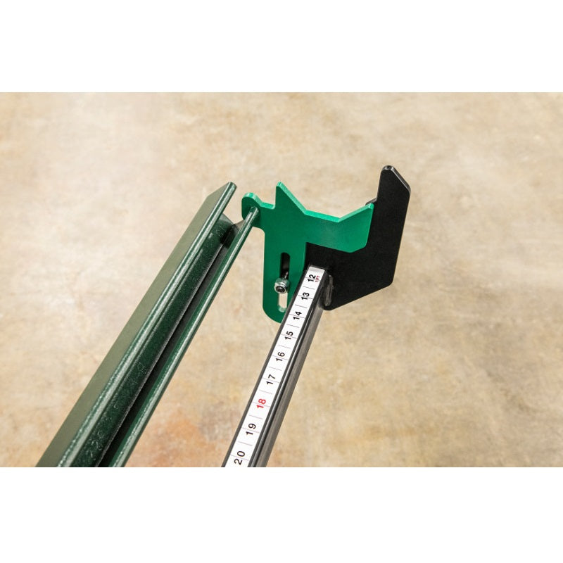 Greenlee GLSSKIT001 30T Shearing Station with Single Strut & Threaded Rod Die Sets (No Pump)