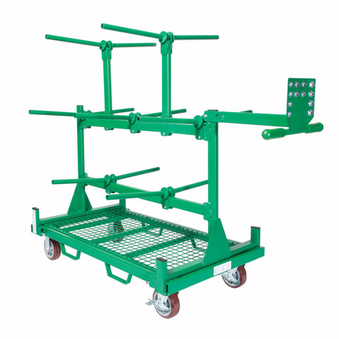 Greenlee GMX-910K Wire Dispenser Cart Kit – Greenlee Store