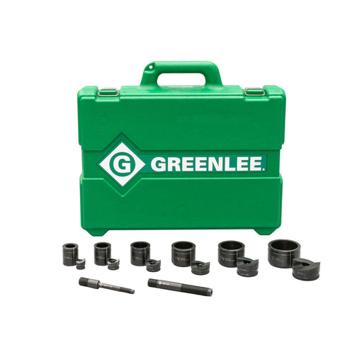 "Greenlee KCC2-767 Slug-Buster 1/2"" - 2"" for Ram and Hand Pump"