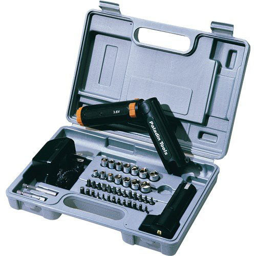 Greenlee PA4336 Kit Cordless Standard Socket-Set