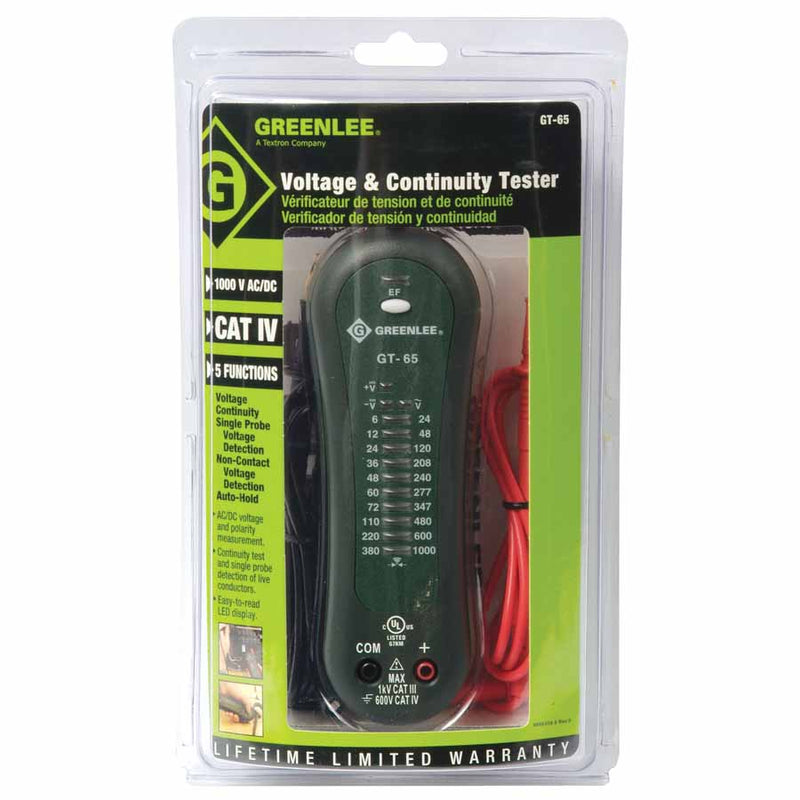 Greenlee GT-65 Voltage Tester