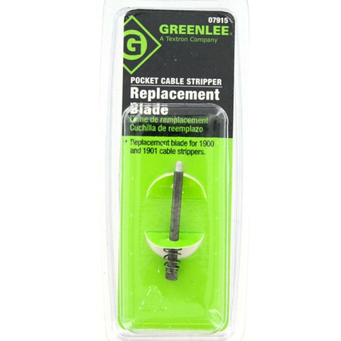 Greenlee 07915 replacement blade
