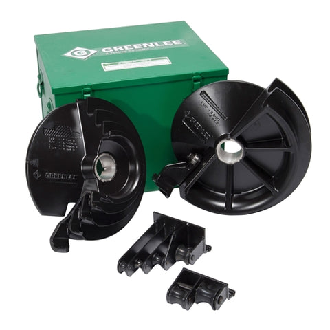 "Greenlee 37281 1-1/2"" and 2"" PVC EMT and Rigid Shoes"