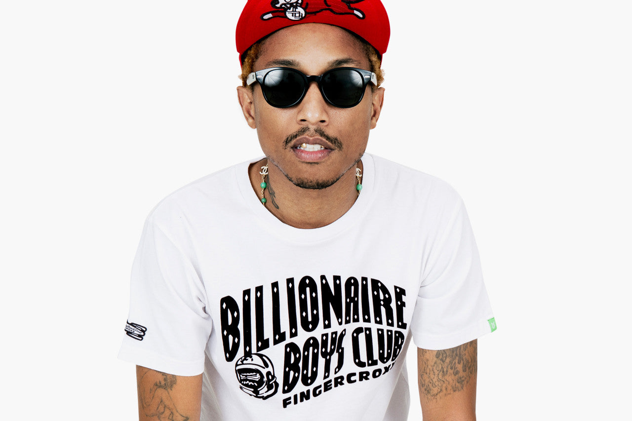 Pharrell Opens New Billionaire Boys Club Flagship Store In New York City