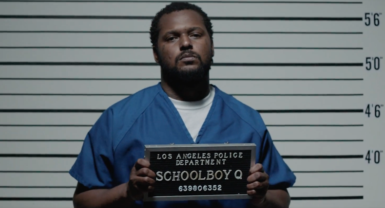 Blank Face LP's Short Film Trailer (Video) - Schoolboy Q