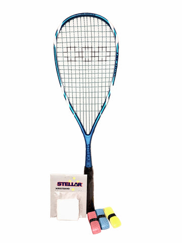 A Terrific Racquet, Grip & Wristband bundle