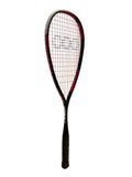 Hornet Squash Racquet (Matt Black/Red)