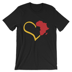 Love Africa Men's T Shirt | G+Co. Apparel