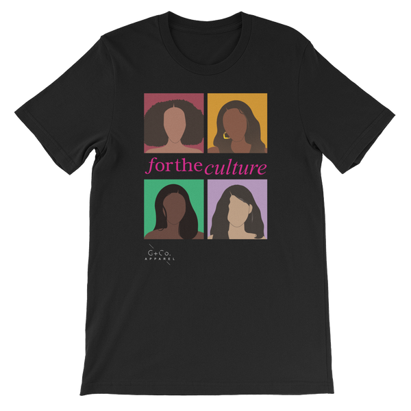 Joan+Co. For The Culture Shirt
