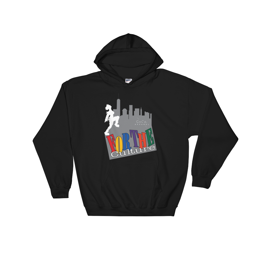 "Khadijah + Co., ""For The Culture"" Hoodie"