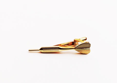 Gold Dart Tie Bar | G+Co. Apparel
