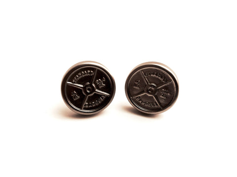 Metal Weight Cufflinks | G+Co. Apparel