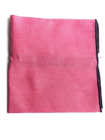 Solid Pink Pocket Square | G+Co. Apparel