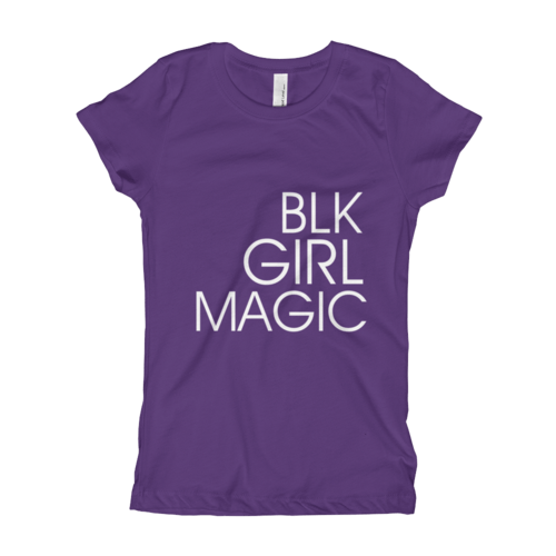 Black Girl Magic Kids T Shirt | G+Co. Apparel