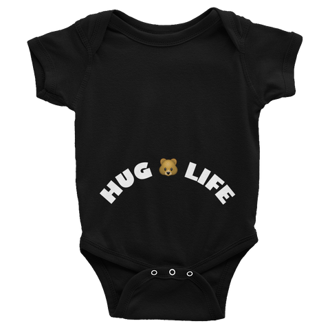 Hug Life Infant Onesie | G+Co. Apparel