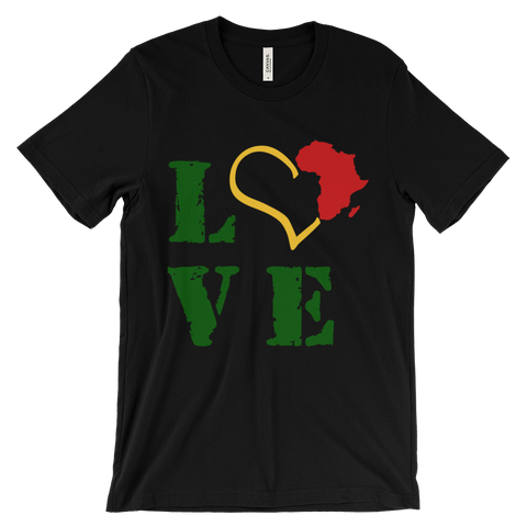 LOVE Men's T Shirt | G+Co. Apparel