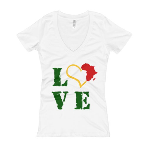 LOVE Women's T Shirt | G+Co. Apparel