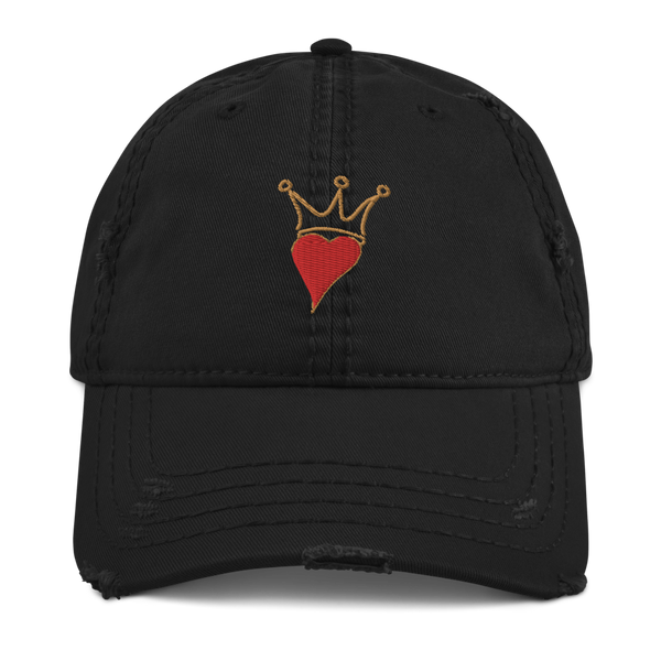 Ruler of Hearts Dad Hat