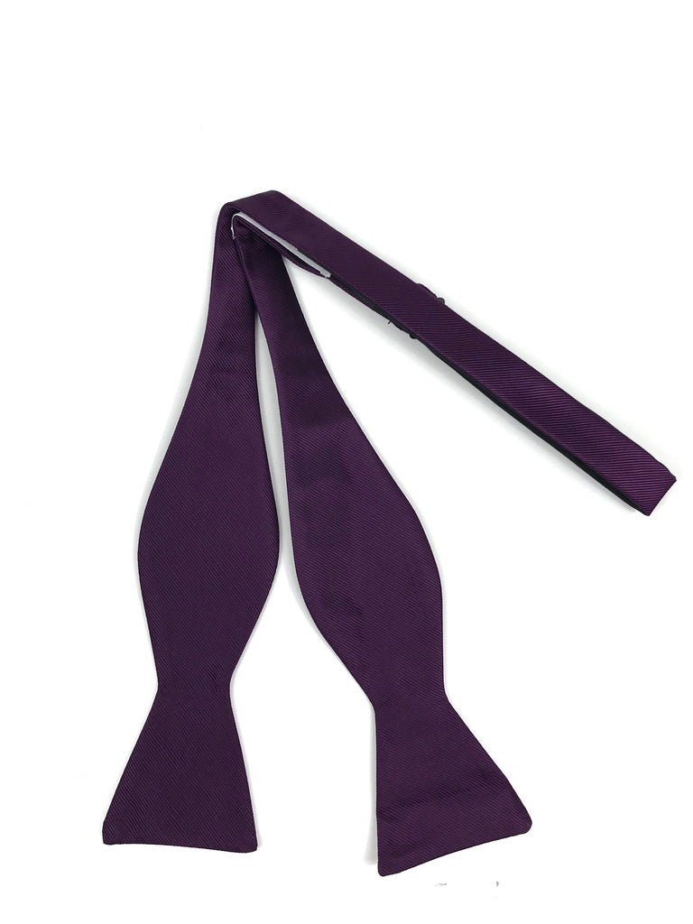 G+Co. Purple Bowtie