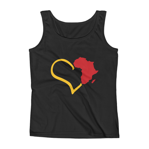 Love Africa Tank Top - Women