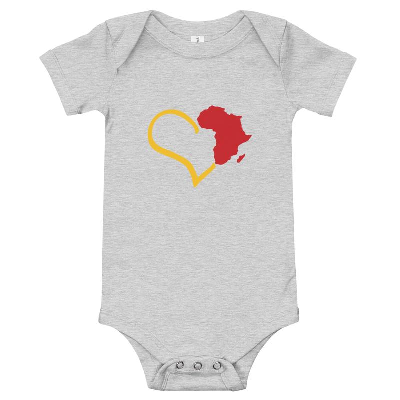 Love Africa Onesie  - Infant