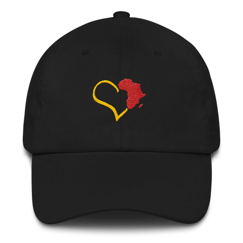 Love Africa Dad Hat