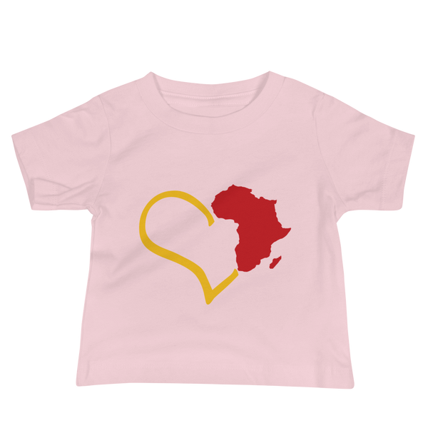 Love Africa Kids T Shirt